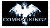 Combat KingZ Stamp by ADDOriN