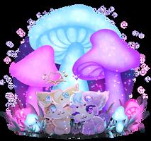 Elnin: Mushroom Forest