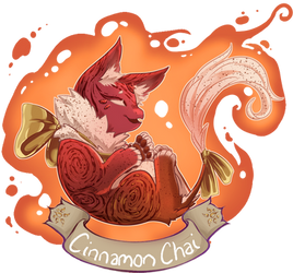 Aetherling Advent 8 - Cinnamon Chai