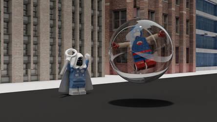 The Blast vs The Bubble Master