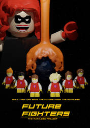 Future Fighters: The Ruthless Project Poster