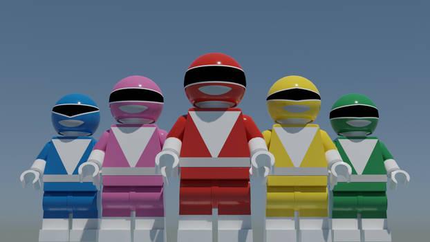 Power Rangers Sky Force