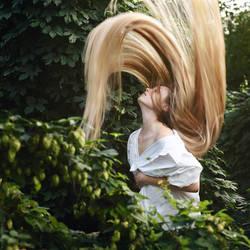Rapunzel by paterov