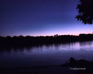 River Nights - saturation by hamletspants