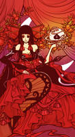 The Empress Tarot by ninecats69