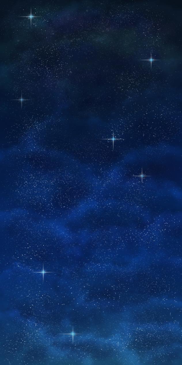 Dreamy Nights Custom Box Backgroud By SilentWulv