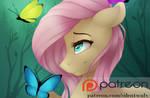 Fluttershy Speedpaint