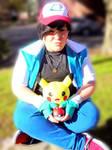 Ash Ketchum and Pikachu!