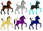Cheap Horse Adoptables