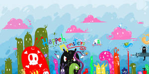 Happeh Monsters by Pascalou
