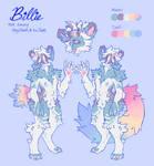 Billie Ref Sheet