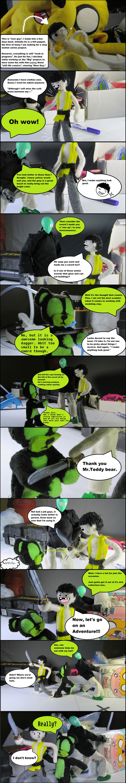 Still life comic#1 by JMFAnimations8