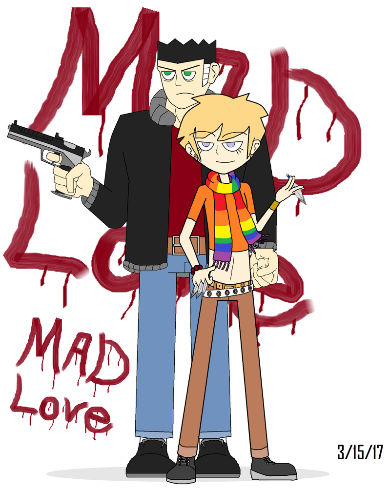 Mad Love by JMFAnimations8