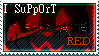 Red's stamp by RobinRings