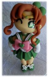 Chibi Sailor Jupiter by AndressaYokoGohan