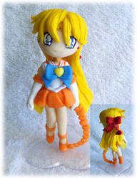 Chibi Sailor Venus by AndressaYokoGohan