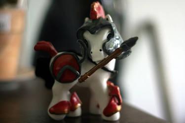 Pantheon Pony by MidnightmareDream