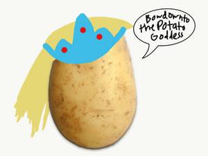 Potato Goddess