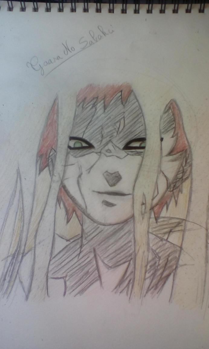 ~Gaara No Sabaku ~ [Naruto] by Ligthnig