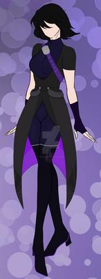 Blake Belladonna Outfit Redesign