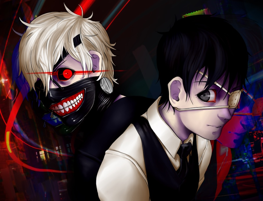 Ken Kaneki by Kaess-desu