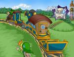 Spirit Tracks - Runaway Train