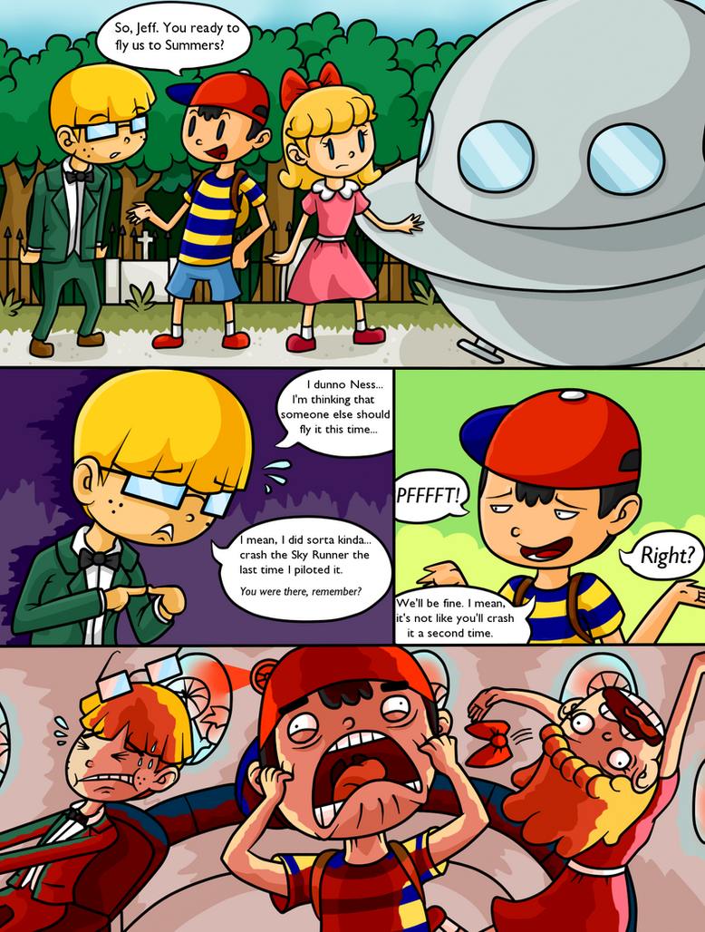 Earthbound Funny Images - Reverse Search