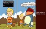 Lucas needs a save frog