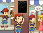 Earthbound - Top Percentage