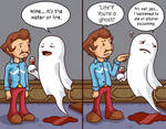 Duster and the Ghost