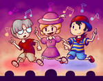 Mother 1: Dancing at the Club