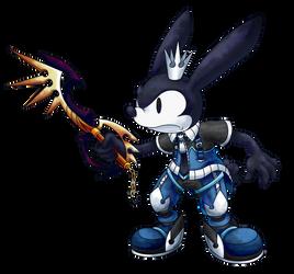 Kingdom Hearts - Oswald by Aviarei