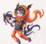 Halloweenstuck: John Egbert
