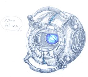 Wheatley - Portal 2