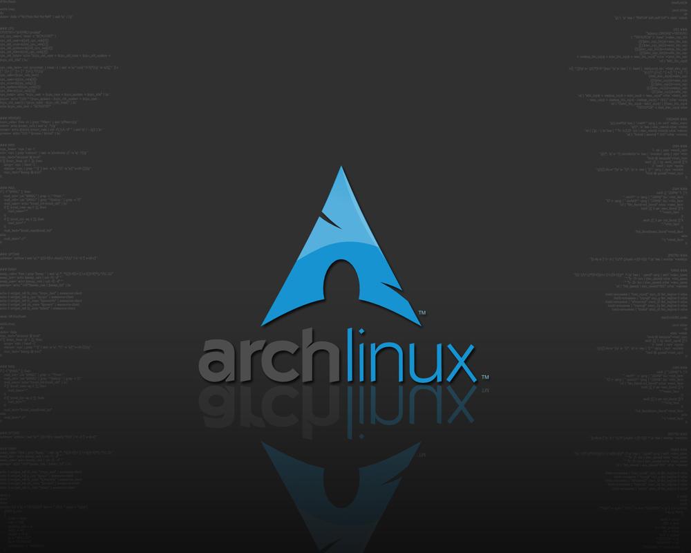 Archlinux_code_1 by brenix