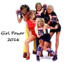 Girl power 2016 by muffinn2