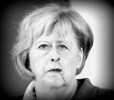 Theresa May Angela Merkel -  composite by muffinn2