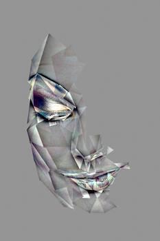 Grey Angular effect