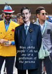 Jacob Rees Mogg - Man of the people not
