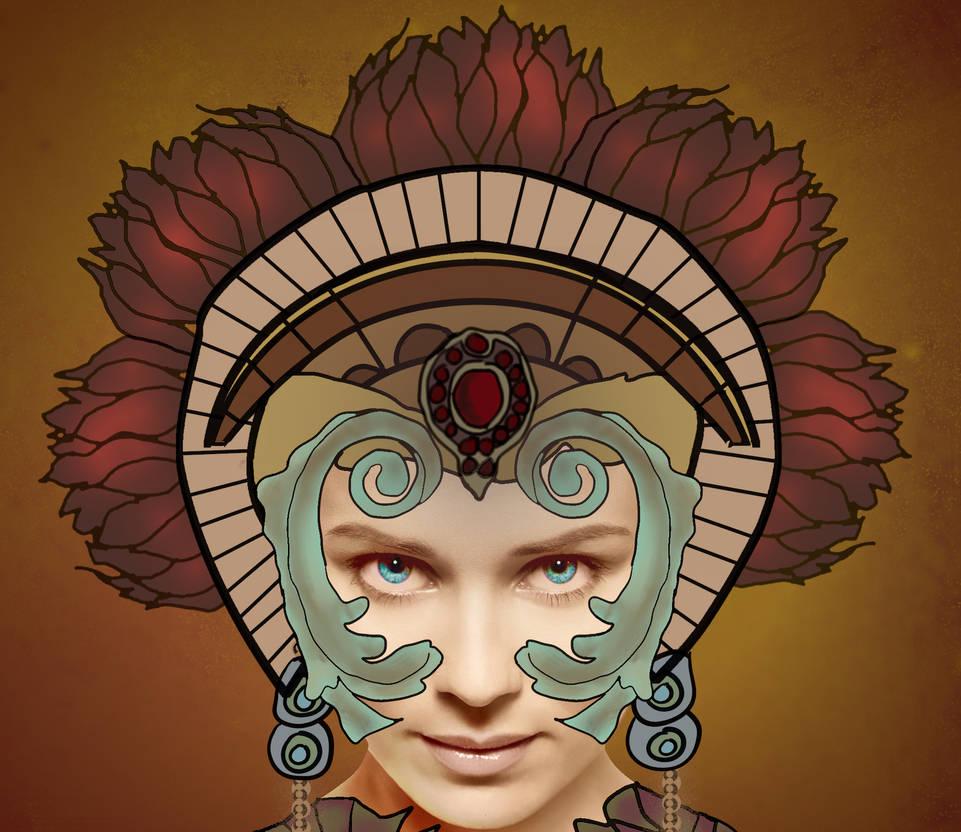 Fancy Headdress