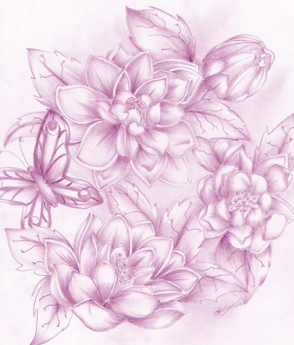 Flowers by eternalsorrow390