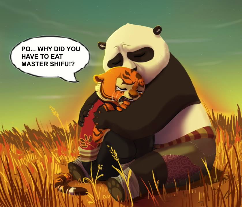 Kung Fu Panda: Iron Lady II by Destiny3000 on DeviantArt