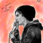 Josh Franceschi Sketch by Pandoras-Encore
