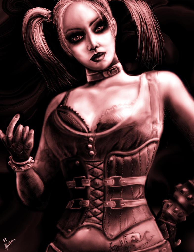 Harley Quinn by Pandoras-Encore