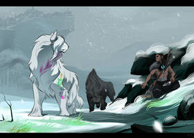 Taming: Ambush by lightningspamARPG