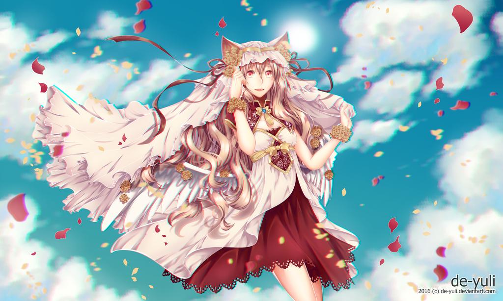 Contest - Flower by de-yuli