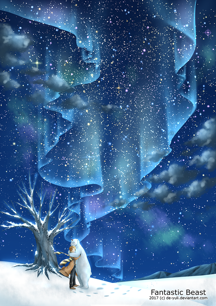 Bear Hug by de-yuli