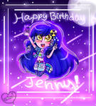 [Contest Entry] Jenny the Birthday Gal
