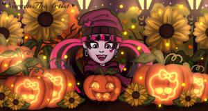 Drawtober Day 2 - Pumpkin