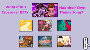BFF Theme Songs For Jimmy and Draculaura
